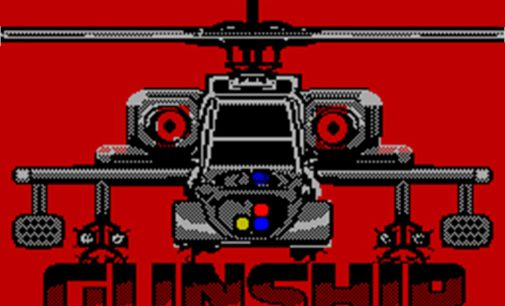 "Gameplay: ""Gunship"" (Spectrum)"