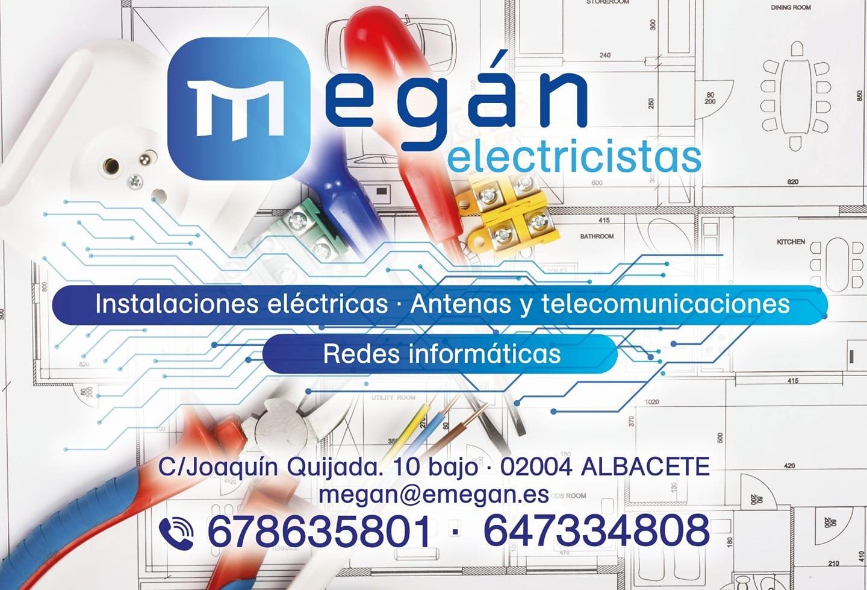 Megán Electricistas