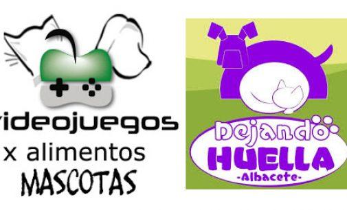 Retroalba 2020: Videojuegos por Alimentos & Dejando Huella.